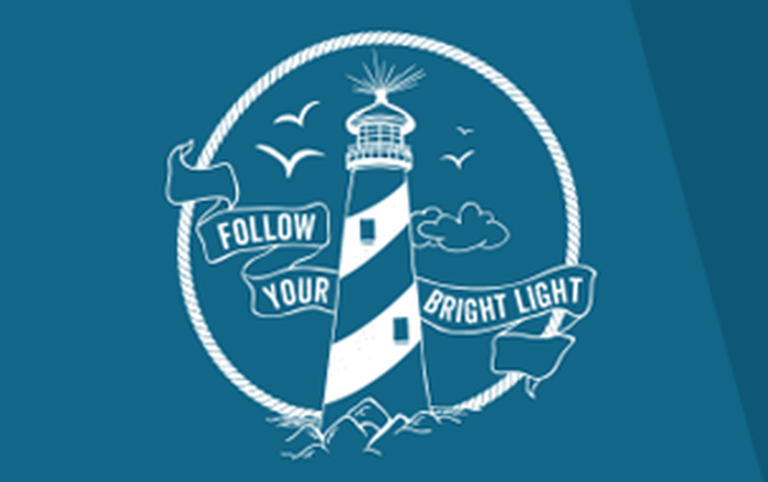 Follow your bright light